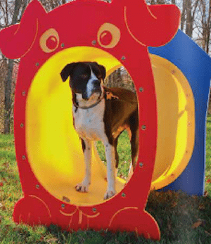 Fun for Fido: Dog Park Equipment from PDPlay