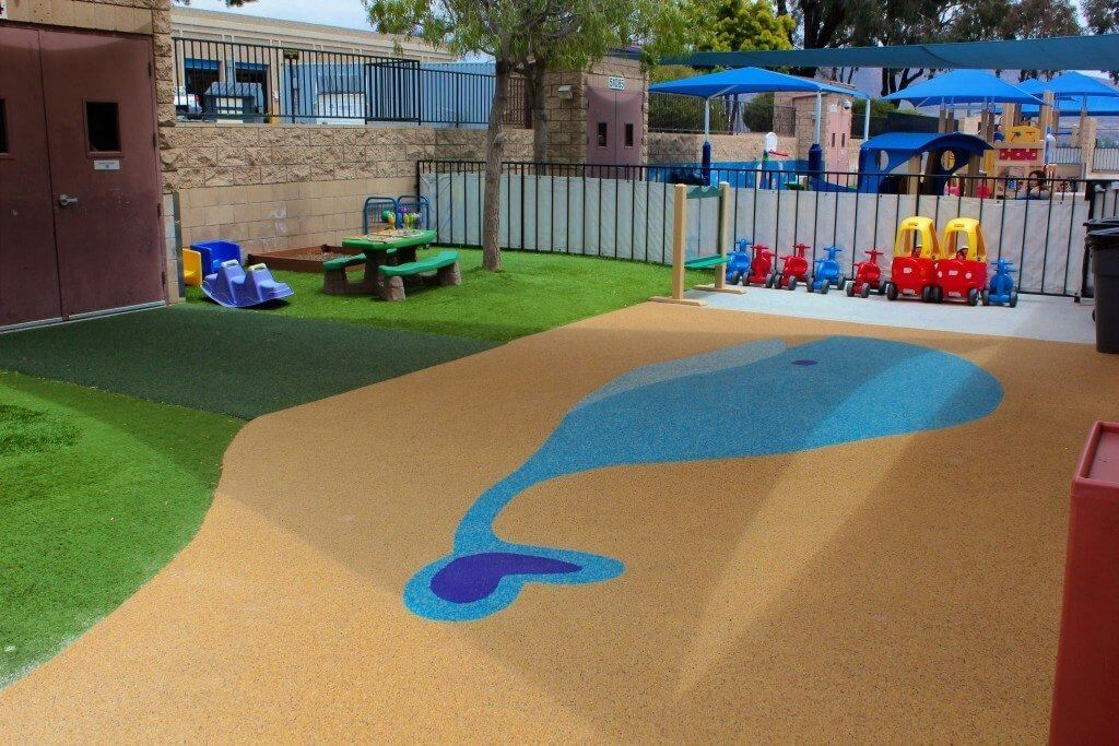 Playground Safety Surfacing 1