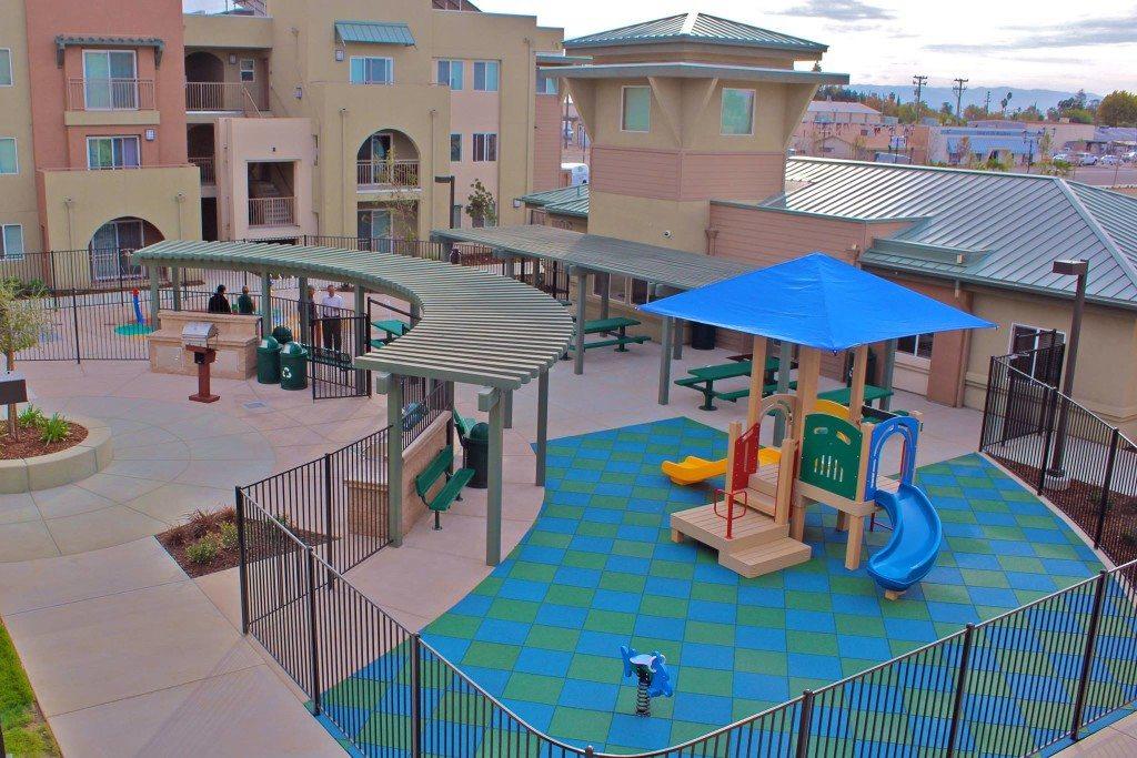 Playground Safety Surfacing 2