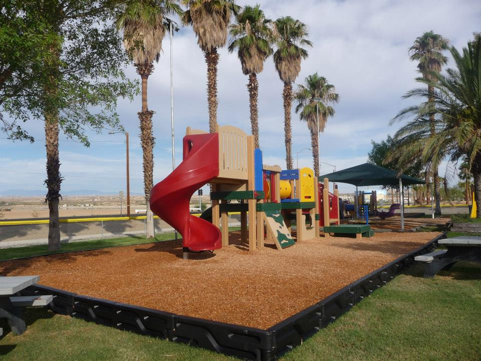 Playground Safety Surfacing 4