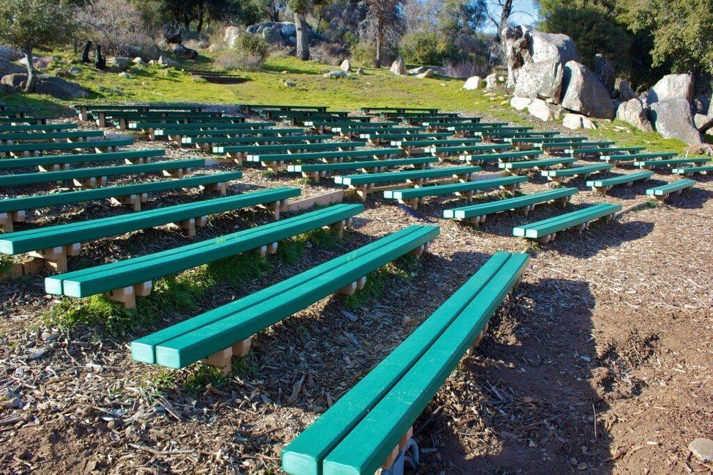 Amphitheater Seating 1