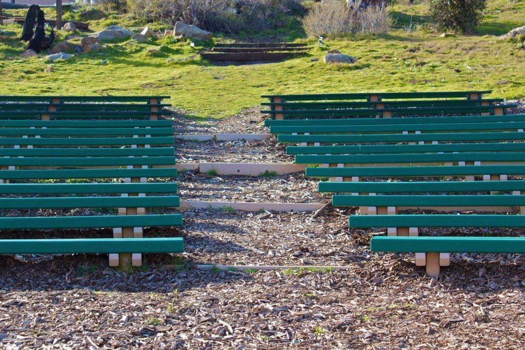 Amphitheater Seating 2