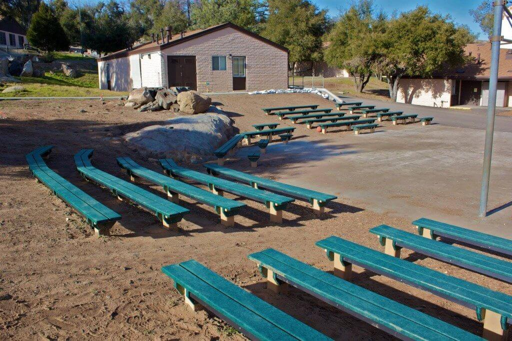 Amphitheater Seating from PDPlay