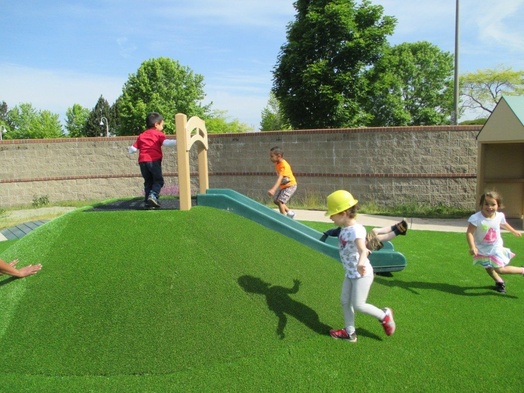 Fun for Fun Sake – Hillslides and Custom Water Play