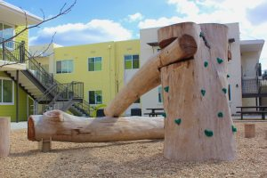 Outdoor Learning Environment at El Norte