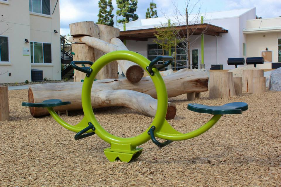 Benefits of Natural Playgrounds