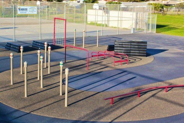 Castle Park Fitness Course 11