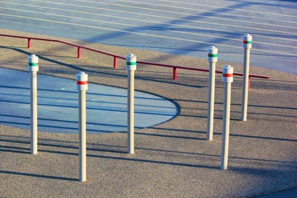 Castle Park Fitness Course 16