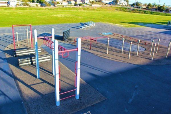 Castle Park Fitness Course 17