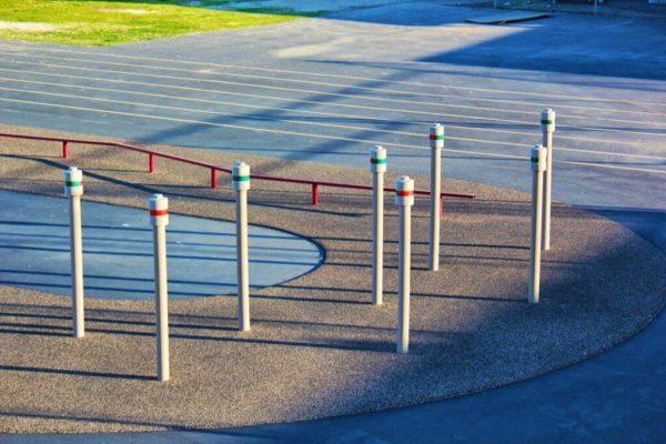 Castle Park Fitness Course 19