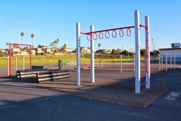 Castle Park Fitness Course 20