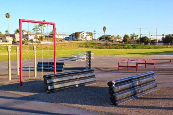 Castle Park Fitness Course 21
