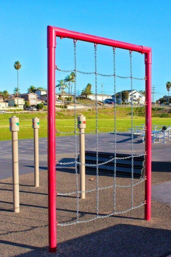 Castle Park Fitness Course 25