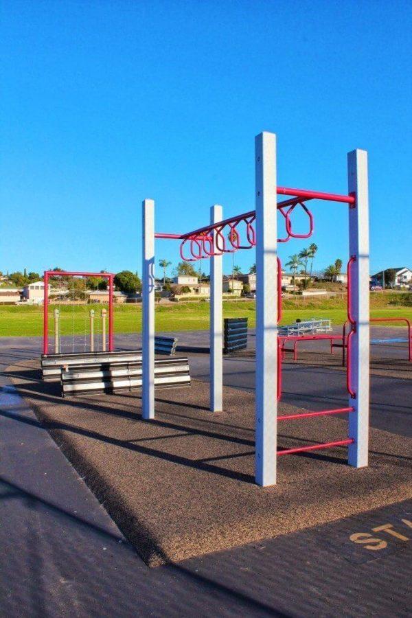 Castle Park Fitness Course 26