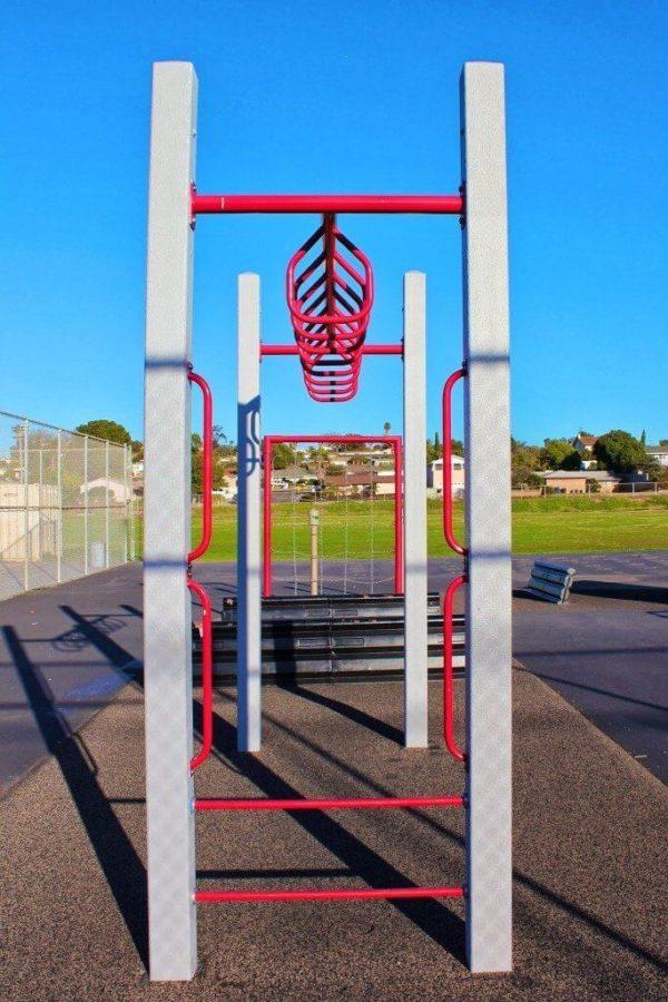 Castle Park Fitness Course 27