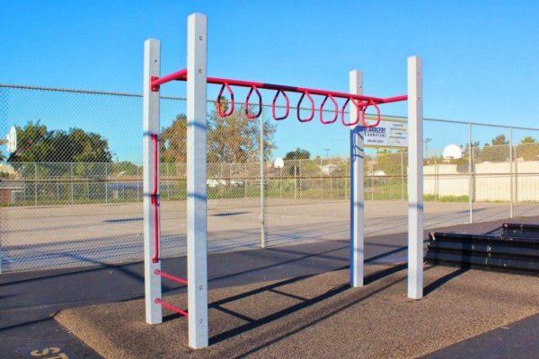Castle Park Fitness Course 29