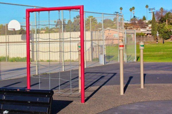 Castle Park Fitness Course 30