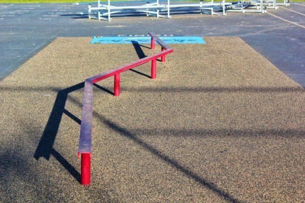 Castle Park Fitness Course 35