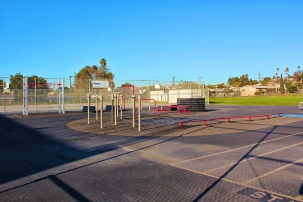 Castle Park Fitness Course 37