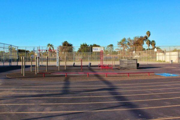 Castle Park Fitness Course 38