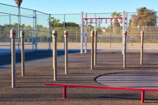 Castle Park Fitness Course 39