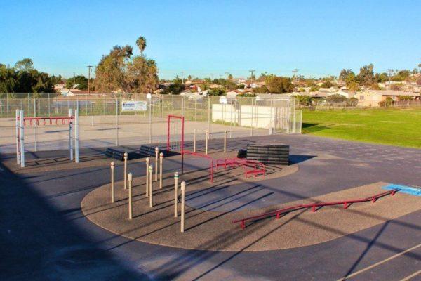 Castle Park Fitness Course 42