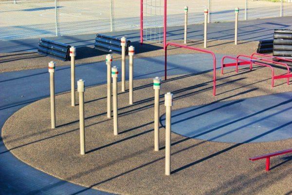 Castle Park Fitness Course 43