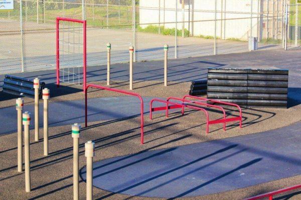 Castle Park Fitness Course 45