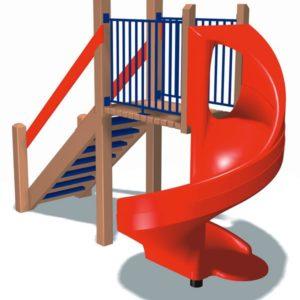 Freestanding Slides