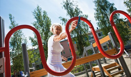 The Rise of The Playgrounds For Senior Citizens