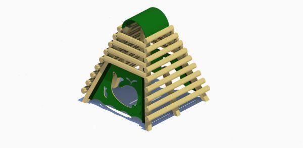 Village Log Fort 2