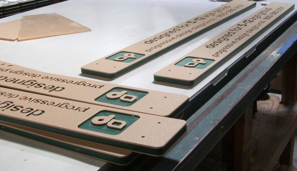 Expanded CNC Capabilities for Custom Signs and Panels!