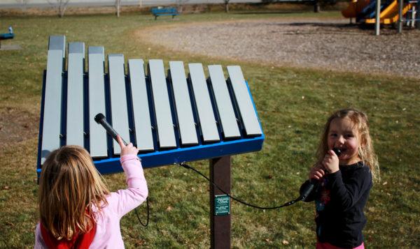 Yantzee - outdoor musical instrument - 7