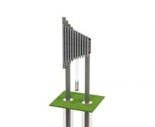 griffin - outdoor musical instrument - 3
