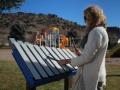 Yantzee - outdoor musical instrument - 5