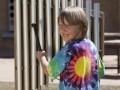 griffin - outdoor musical instrument -
