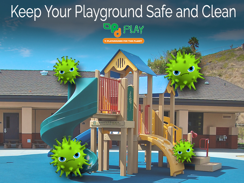 Keeping Your Playground Clean